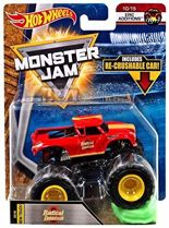 Hot Wheels Monster Jam Radical Rescue Mattel