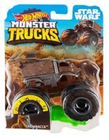 Hot Wheels Monster Trucks Chewbacca GGT47 Mattel