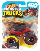Hot Wheels Monster Trucks Darth Vader GGT46 Mattel