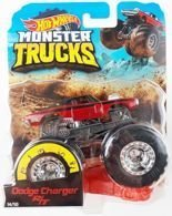 Hot Wheels Monster Trucks Dodge Charger FYJ44