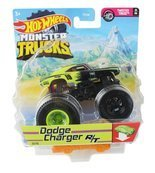 Hot Wheels Monster Trucks Dodge Charger Mattel