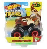 Hot Wheels Monster Trucks Mario Donkey Kong Mattel