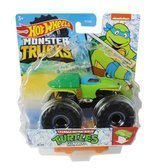 Hot Wheels Monster Trucks Ninja Turtles Leo Mattel