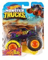 Hot Wheels Monster Trucks Psycho Delic GBT91 Matte