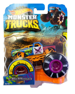 Hot Wheels Monster Trucks Pure Muscle GBT52 Mattel