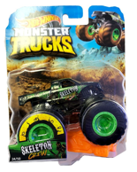 Hot Wheels Monster Trucks Skeleton Crew GBT83
