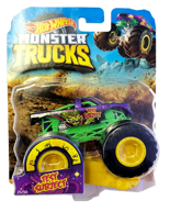 Hot Wheels Monster Trucks Test Subject GBT82 Matte