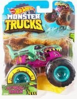 Hot Wheels Monster Trucks Zombie Wrex FYJ44