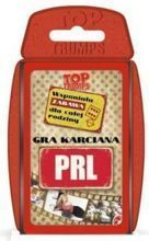 Karty do gry PRL Top Trumps
