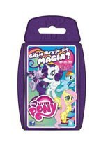 Karty do gry bitwa My Little Pony TopTrumps