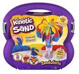 Kinetic Sand Fontanna piasku w walizce Spin Master