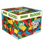 Klocki Blocks Create Play 102 el. WADER 41292