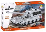 Klocki Jagdpanzer E100 - World of Tanks Cobi