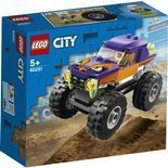 Klocki LEGO City 60251 Monster truck
