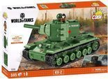 Klocki Small Army 3039 World Of Tanks KV-2 Cobi