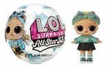 L.O.L. Surprise All Star BBs Turkusowe rakiety