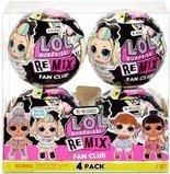 L.O.L. Surprise Remix Fan Club 4 Pack 422563