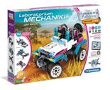 Laboratorium mechaniki Jeep Safari Clementoni