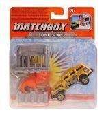 Matchbox Pojazd T-Rex Escape Mattel