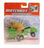 Matchbox Pojazd Trash Bash Mattel