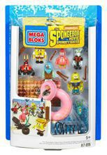 Mega Bloks SpongeBob pakiet figurek CND26 Fisher