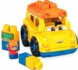 Mega bloks pojazdy mix autobus Fisher Price GCX10