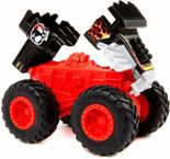 Monster Trucks pojazd z kraksą Bone Shaker GCF94