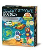 Odlewy gipsowe - kosmos 4M Russell 3546