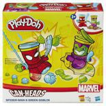 Play-Doh Spider-Man, Green Goblin B0744 Hasbro