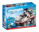 Playmobil City Action Amfibia + silnik 9364