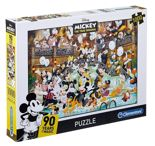 Puzzle 1000 Mickey 90 Years of magic Clementoni
