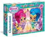 Puzzle 24 Maxi Shimmer and Shine Clementoni