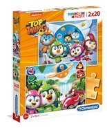 Puzzle 2x20 Top Wing 24760 Clementoni