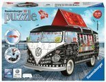 Puzzle 3D  VW Bus Food Truck  Ravensburger