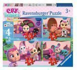 Puzzle Cry Babies Magic Tears Ravensburger