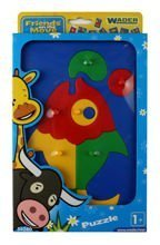 Puzzle Friends on the move - ryba Wader 54280