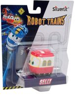 Robot Trains pojazd lokomotywa Selly Cobi