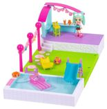 Shopkins Happy Places Home Basen i słoneczny taras