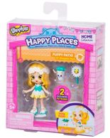 Shopkins Happy Places Zestaw z lalką Puppy Patio