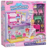 Shopkins Places Happy Home Zestaw Party Studio