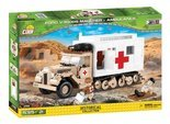 Small Army 2518 ford V3000S Maulter Ambulance Cobi