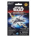 Star Wars E7 mini pojazdy B3680 Hasbro