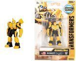 Transformers Bumblebee figurka robot Dickie Toys