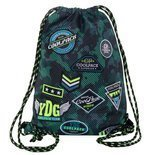Worek sportowy CoolPack Sprint Badges Boys Green