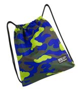 Worek szkolny Sprint Camouflage Lime Coolpack
