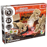 Zagłada dinozaurów science4you Trefl