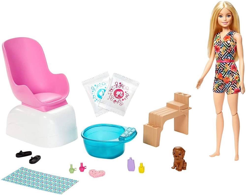 Lalki Barbie