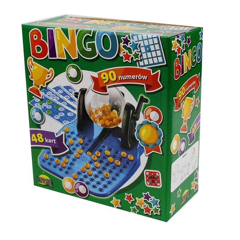 beste online online winkel grote verscheidenheid aan modellen Gra Bingo w pudełku