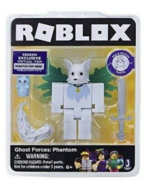 Roblox Celebrity Chost Forces Phantom Figurka Mazak Marek Zaremba