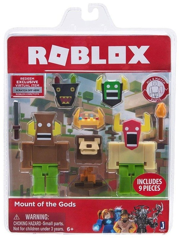 Roblox Figurka Mount Of The Gods Seria 4 Mazak Marek Zaremba